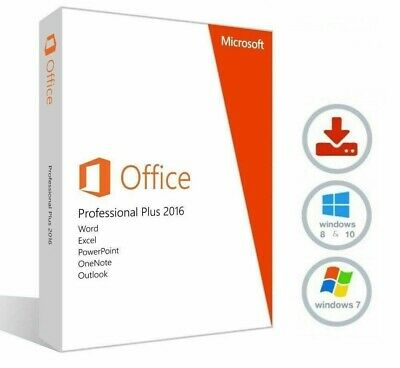 ✅ Microsoft Office 2016 Professional Plus Fast Delivery MS Office 2016 Pro ✅