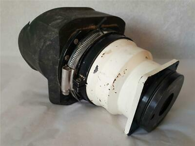 Vintage Leitz Elcan Military Tank Lens with rubber face seal