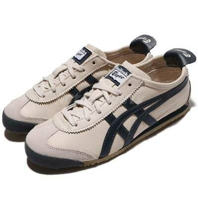 Asics Onitsuka Tiger Mexico 66 Rare Genuine DL408 Birch Ink Late Sz 24.5cm EU 39