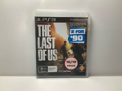 The Last Of Us - Playstation 3 PS3 - Free Postage!