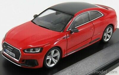 Spark-Model 5011715031 Scala 1/43 Audi A5 Rs5 Coupe 2017 Misano Red Model New