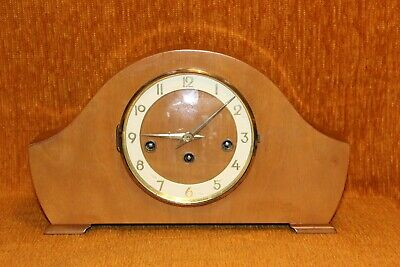 HERMLE GERMAN MANTLE CLOCK with MOVEMENT 340-020