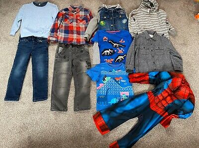Boys Age 3-4 Years Bundle Next / Bluezoo / Tu / M&S