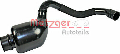 METZGER Crankcase Breather Hose For AUDI VW A4 Avant A5 Sportback 06E103217AD