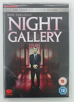 Rod Sterling's Night Gallery - The Complete Second Season DVD Set