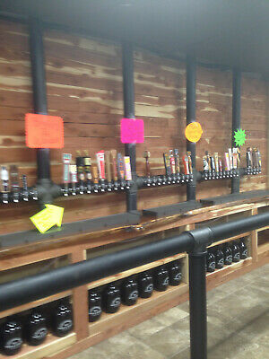 40 Tap Draft Beer Tower with Perlick Glycol System