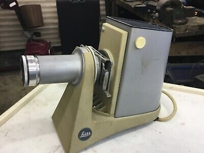 Vintage Leica 35mm Slide Projector