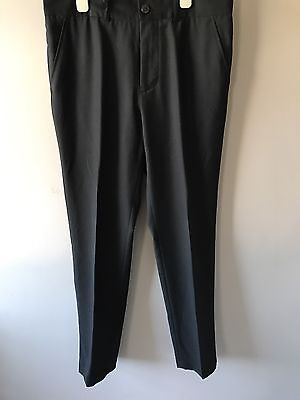 NEXT Boys Black School Pants/trousers 15Yrs ⭐️BNWT RRP £20⭐️