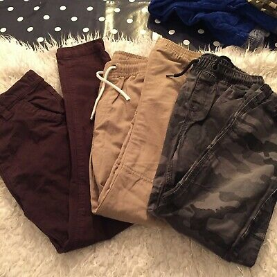 Boys NEXT Trousers age 8-9 years