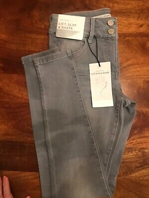 Next Lift Slim And Shape Skinny Jeans Size 10