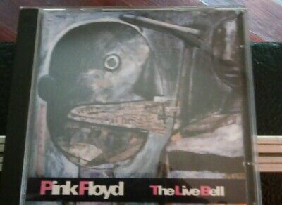 Pink Floyd  The Live Bell 2 CD Live Rare