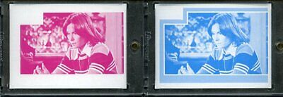 1977 Topps Charlies Angels Color Separation Proof Cards. #190