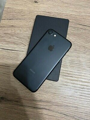 APPLE iPHONE 7 128GB RICONDIZIONATO GRADO A+ BLACK