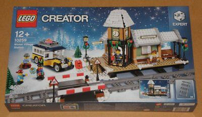 NATALE LEGO 10259 Limited Edition Inverno Village Station NUOVO /& OVP//F-SEALED