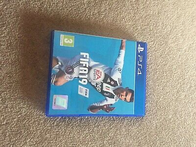 fifa 19 ps4 game Very Excellent Condition No Scratches