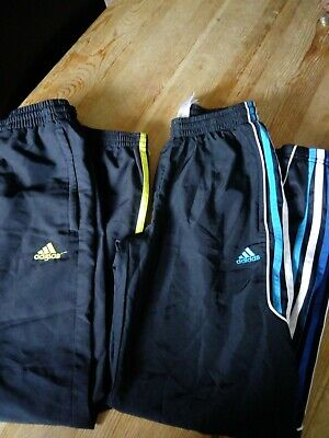 Boys Adidas Joggers Age 11-12 yrs Great condition.