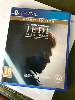 Star Wars Jedi: Fallen Order | Deluxe Edition | Ps4