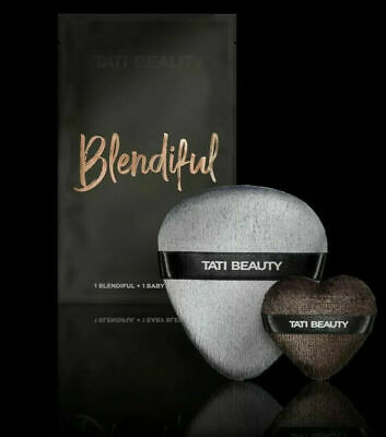 Bnib New Tati Beauty Blendiful Set - Beauty Blenders Makeup Sponges From Usa