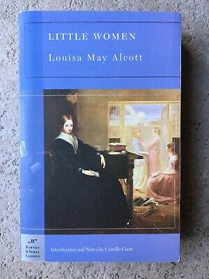 Barnes and Noble Classics: Little Women by Alcott (2004, Paperback), Like New
