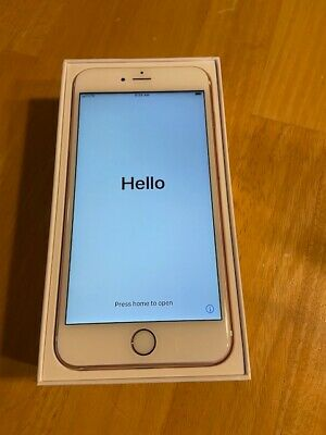 Apple iPhone 6S Plus - 16gb - Rose Gold- A1687 (CDMA + GSM) Sprint
