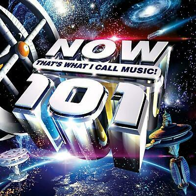 NOW THAT'S WHAT I CALL MUSIC 101 (2018) 2 CD SET *NEW & SEALED* 99p!!