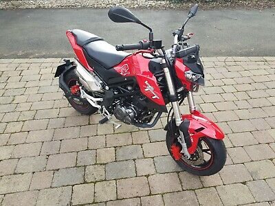 Benelli tnt 125 - only 270miles, decat and Pirelli tyres
