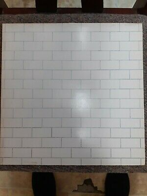 Pink Floyd The Wall Vinyl Double Album Record LP