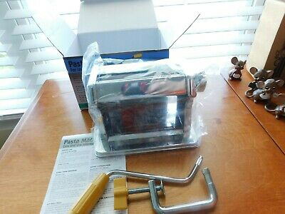 Amaco American Art Clay Co Pasta Machine For Polymer Clays New in Box