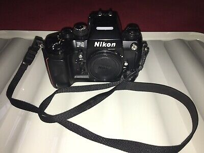 Nikon F4 35mm SLR Film Camera Body Only