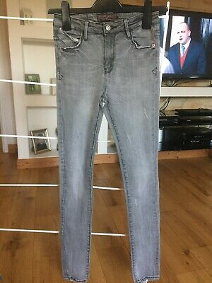 Diesel Jeanswear Skinny Fit Girls Jeans 27 Waist 30 Leg Length