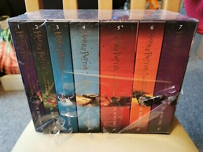 Bnib Harry Potter The Complete Collection Books 1—7