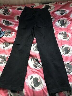 Excellent Condition Girls Jogging Bottoms Age 8:9