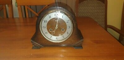 Smiths Enfield Art Deco Period Mantle Clock