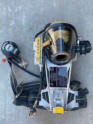 Scott 2.2 AP50 SCBA Unit
