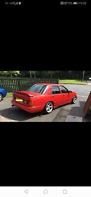Ford sierra sapphire rs cosworth Side Skirts