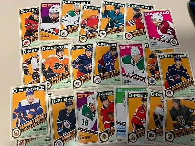 2019-20 UD O-pee-chee OPC update RETRO cards u pick/ finish / complete your set
