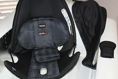 Britax B-Safe 35 Infant Car SeatReplacement Fabric Cover Set