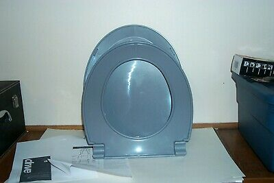 New Drive Bedside Commode Replacement Seat/Lid
