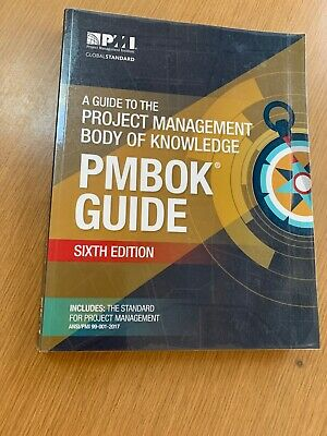 PMBOK#174 Guide: A Guide to the Project Management Body of Knowledge by PMI
