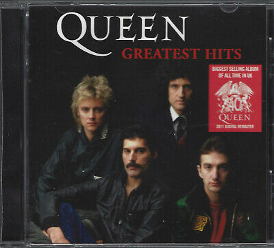 QUEEN Greatest Hits CD (2011) *Remastered *Australian Pressing