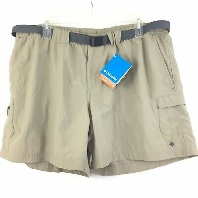 NWT Columbia Women/'s Sandy River Cargo Short Size:XL Nacturnal Grill