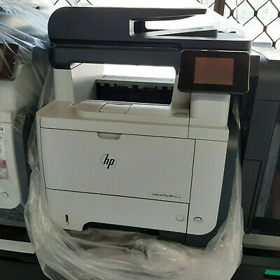 HP Multifunction MFP521dn mono slightly used