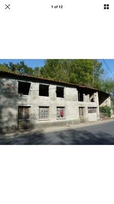 house for sale france Restoration Project charroux Vienne with 1450sqm land