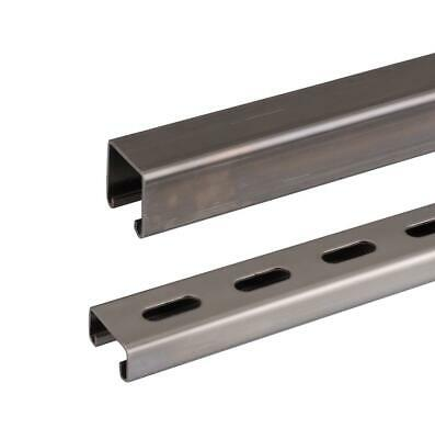 Support Channel unistrut type strut 41x41 or 41x21 Cut lengths Air conditioning