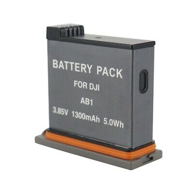 AB1 Battery Replacement for DJI Osmo Action Camera (1300mAH)
