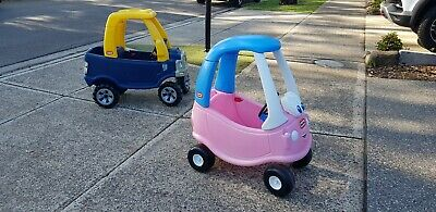 X2 Little Tikes Ride On Cars!