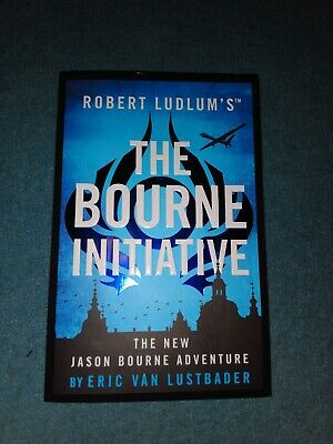 ROBERT LUDLUMS THE BOURNE INITIATIVE, Lustbader, Eric van