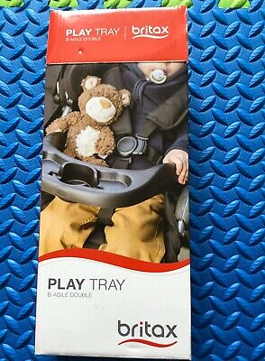 Britax B-Agile Double Play Tray
