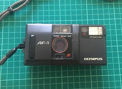 Olympus AF-1 35mm Film Camera