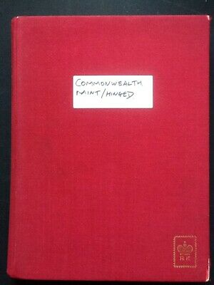 Early Commonwealth Collection, Mint, In Stock Album, (400 Stamps)